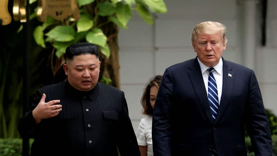 Donald Trump's talks with Kim Jong-un collapse over issue of sanctions