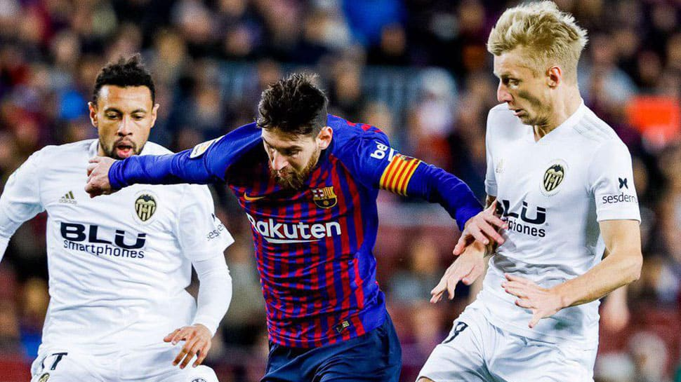 Copa del Rey: Valencia see off Betis to set up final clash against Barcelona