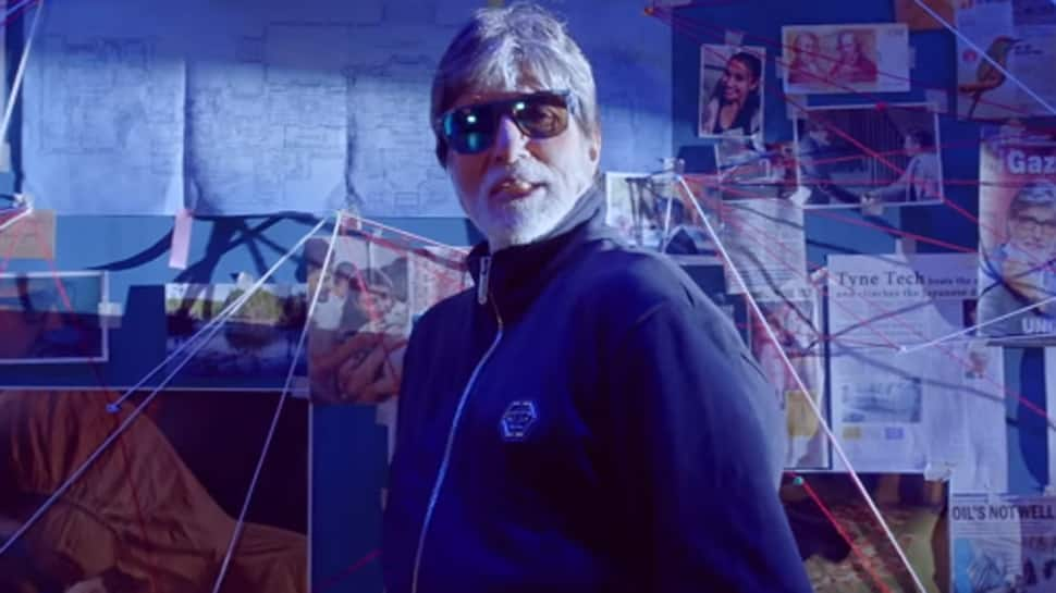 Badla: Amitabh Bachchan's voice in 'Aukaat' song will give you goosebumps—Watch