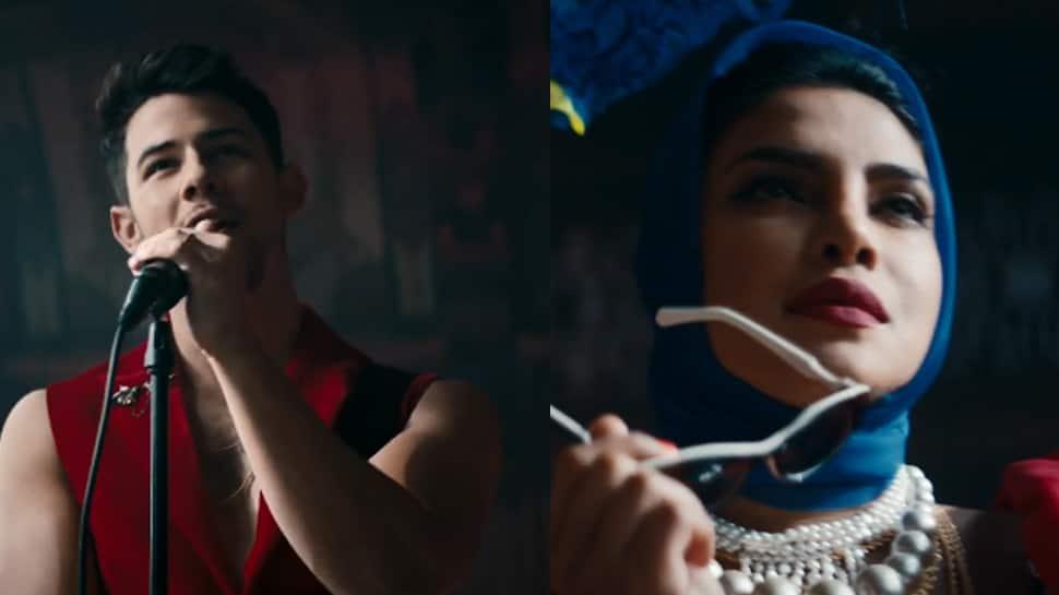 Priyanka Chopra features in husband Nick Jonas' new song 'Sucker'—Watch