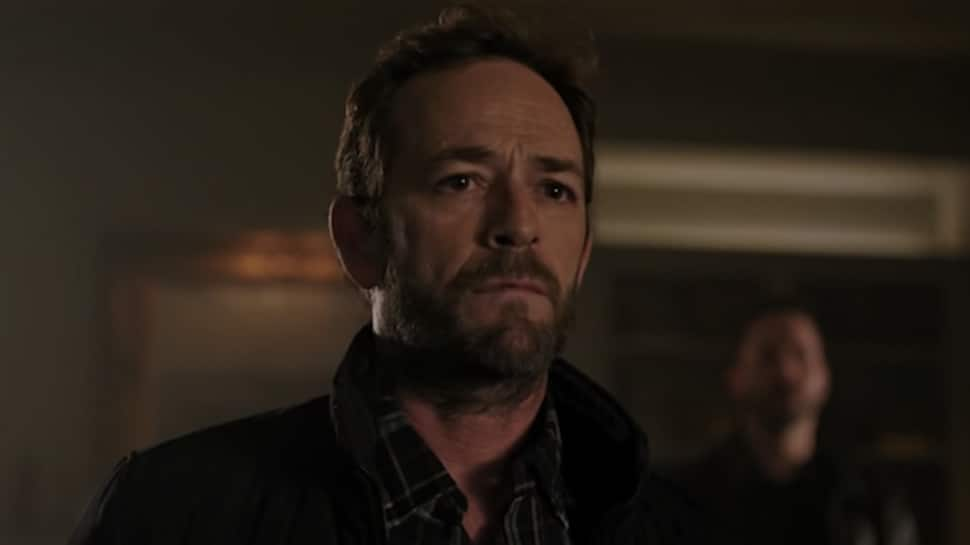 Luke Perry Suffers Stroke