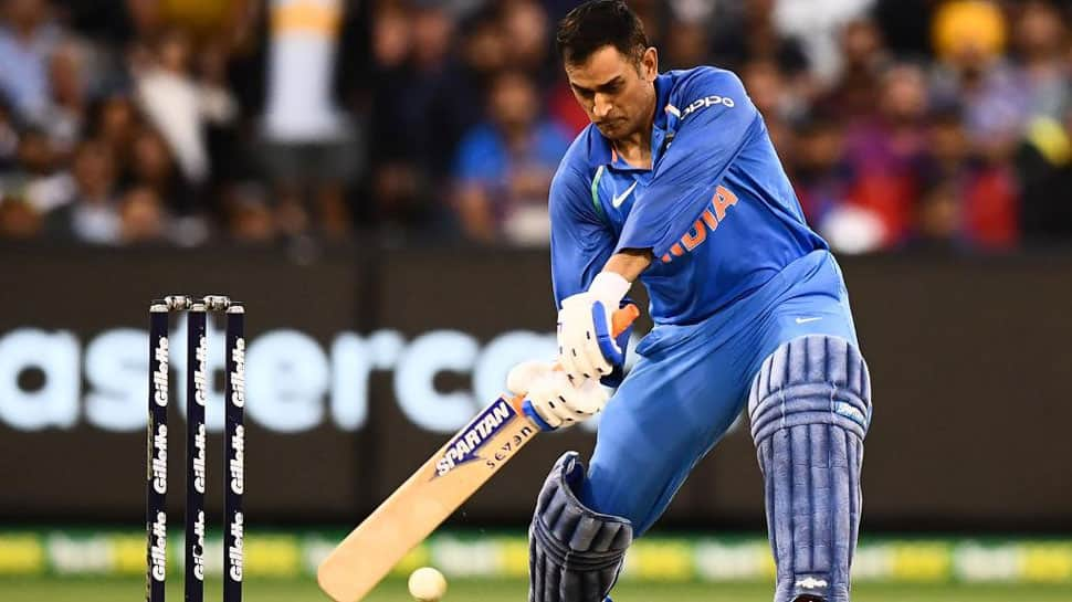 MS Dhoni injures his right forearm ahead of Australia ODIs
