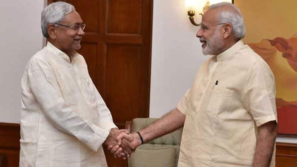 PM Modi greets 'hardworking' Bihar CM Nitish Kumar on his birthday