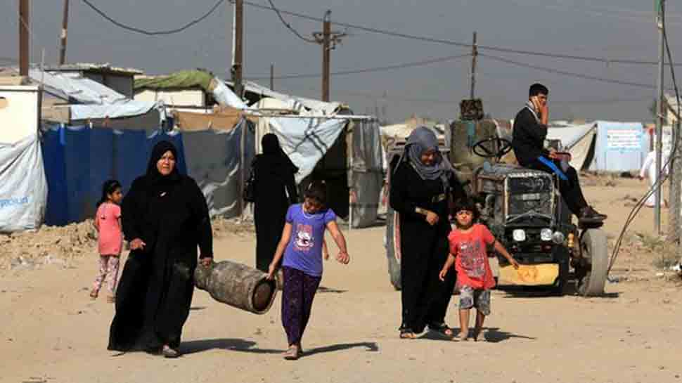 84 die fleeing Islamic State in Deir al-Zor in east Syria: UN