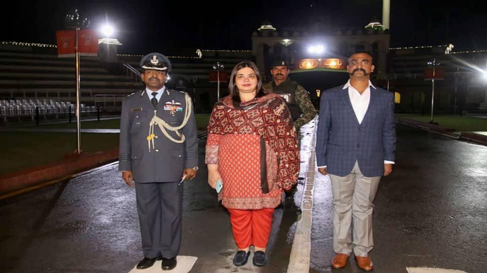 Despite Pakistan's delay tactics, Abhinandan gets a hero's welcome