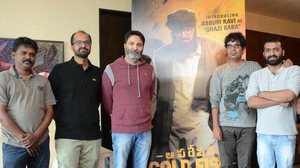 Writer Abburi Ravi makes acting debut with 'Operation Gold Fish'