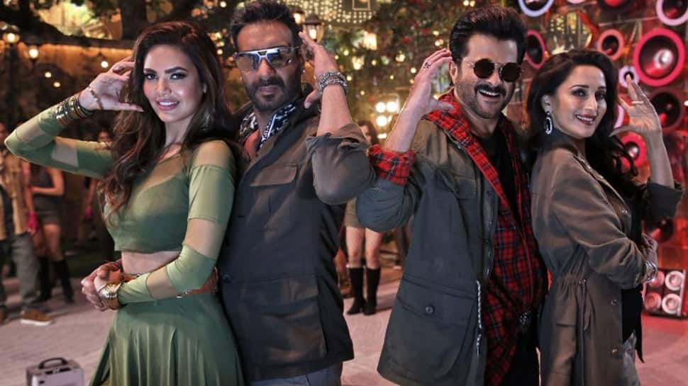 Anil Kapoor- Madhuri Dixit's Total Dhamaal is unstoppable at box office!