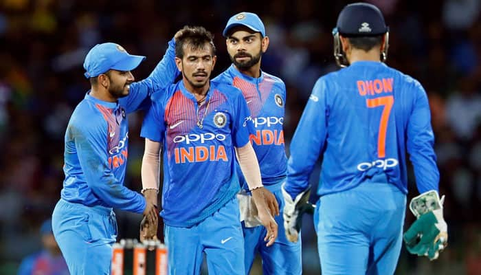 Virat Kohli and company to be seen in new jersey in 2019 ICC World Cup