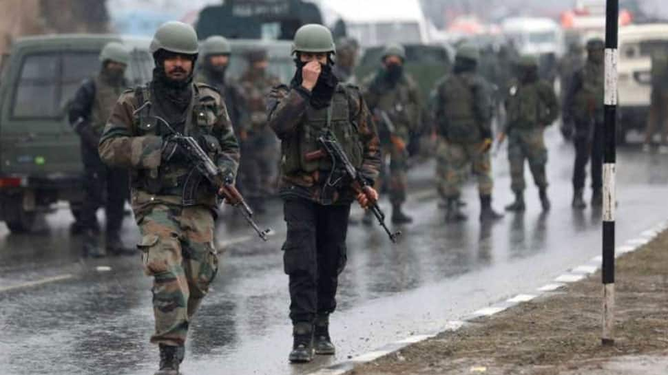 Jawan fires gunshots after noticing suspicious movement near Army camp in J&K's Shopian, search underway