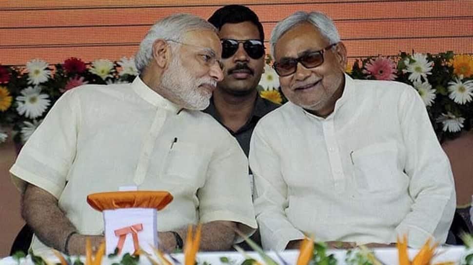 PM Narendra Modi to sound NDA's poll bugle in Bihar with 'biggest' rally at Gandhi Maidan; to share dais with Nitish Kumar