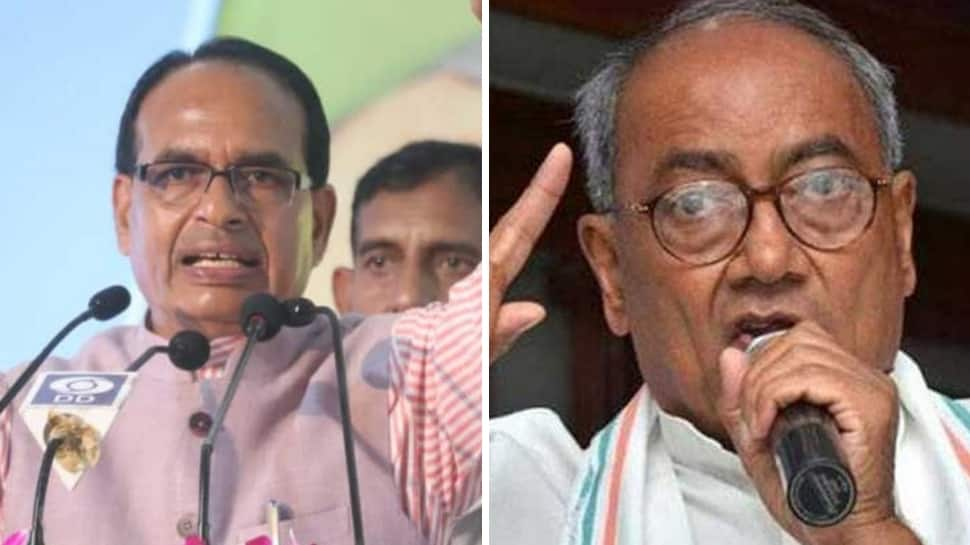 Shivraj Singh Chouhan lashes out at Digvijaya Singh for seeking proof of IAF airstrikes