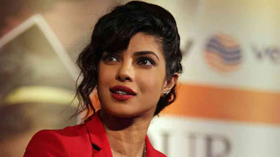 Priyanka's tweet about India-Pakistan tension prompts petition to UNICEF