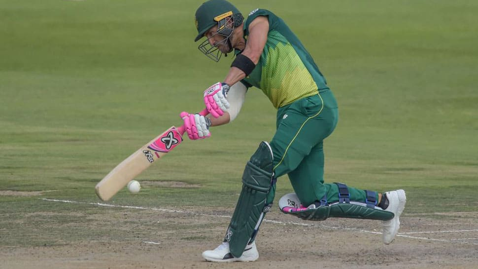 Faf Du Plessis ton helps South Africa register easy win against Sri Lanka in first ODI