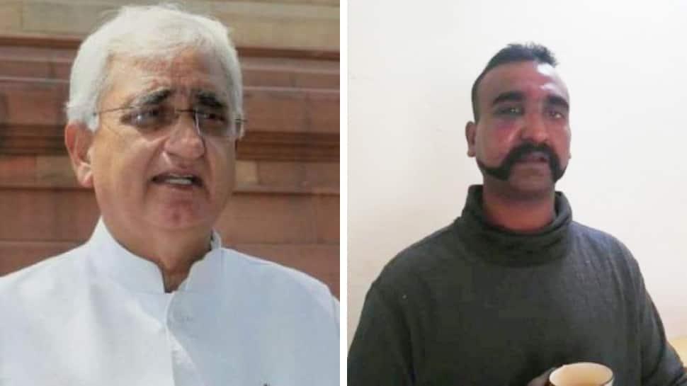 Salman Khurshid says Wing Commander Abhinandan 'matured', got flying badge under UPA rule, draws flak