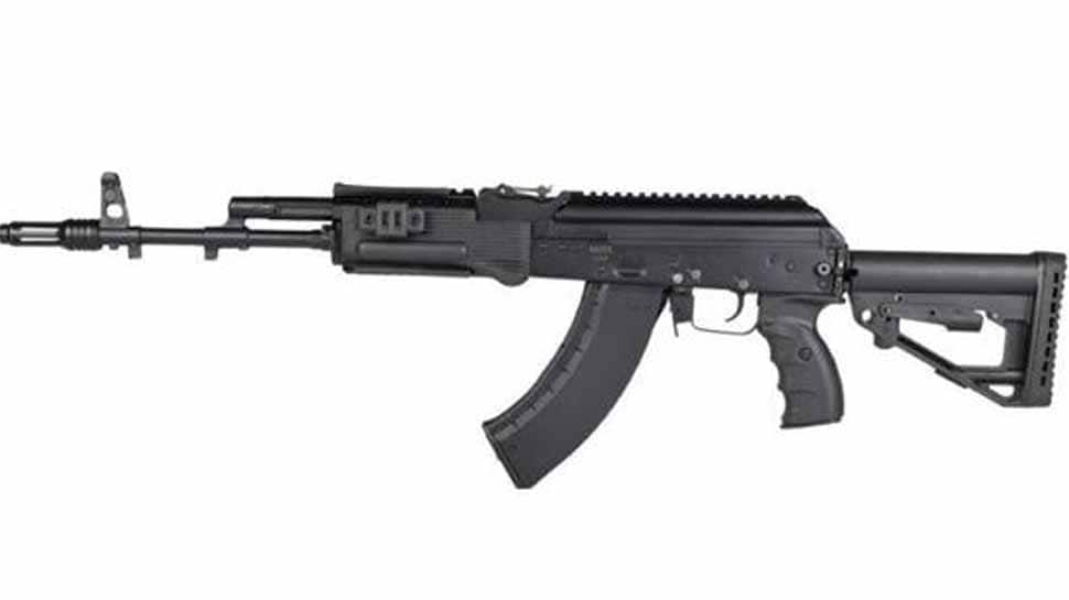 All about Indian Army's AK-203 rifles