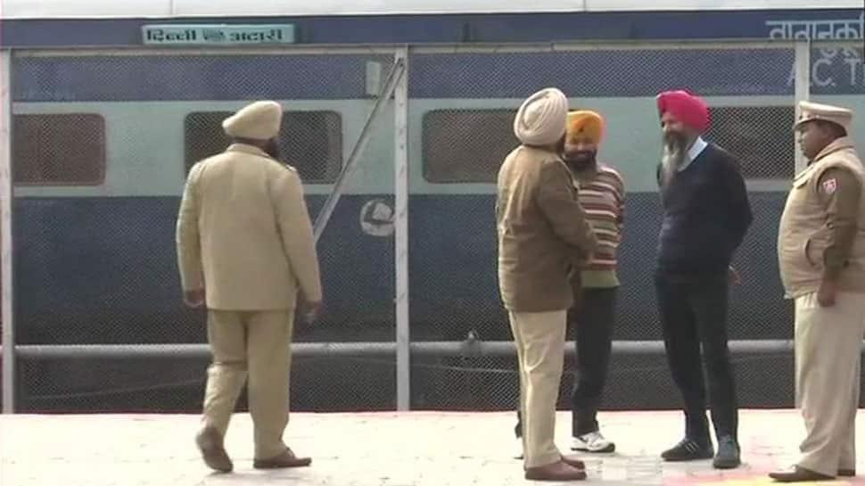 Samjhauta Express arrives at Attari as normal service resumes