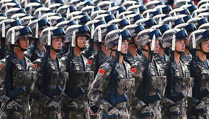 China, world's second largest military spender, hints at increasing defence spending