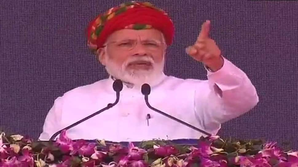 Don't you trust what our armed forces say: PM Modi asks people amid opposition raising doubts on airstrikes in Pakistan