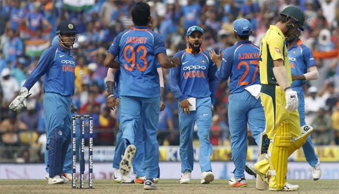 India unbeaten against Australia at Nagpur's VCA Stadium