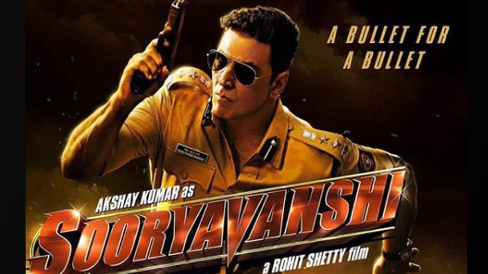 Sooryavanshi first look: Akshay Kumar looks dashing as a cop—Pics