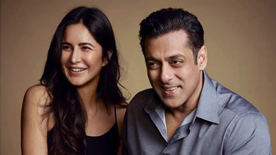 Katrina Kaif shares an endearing pic with Salman Khan post wrapping 'Bharat' shoot