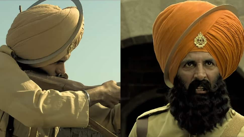 Kesari second song Ajj Singh Garjega: Akshay Kumar's track depicts the valour of Sikh soldiers