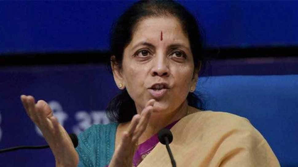 Balakot airstrike 'not military action' as no damage to civilians: Nirmala Sitharaman
