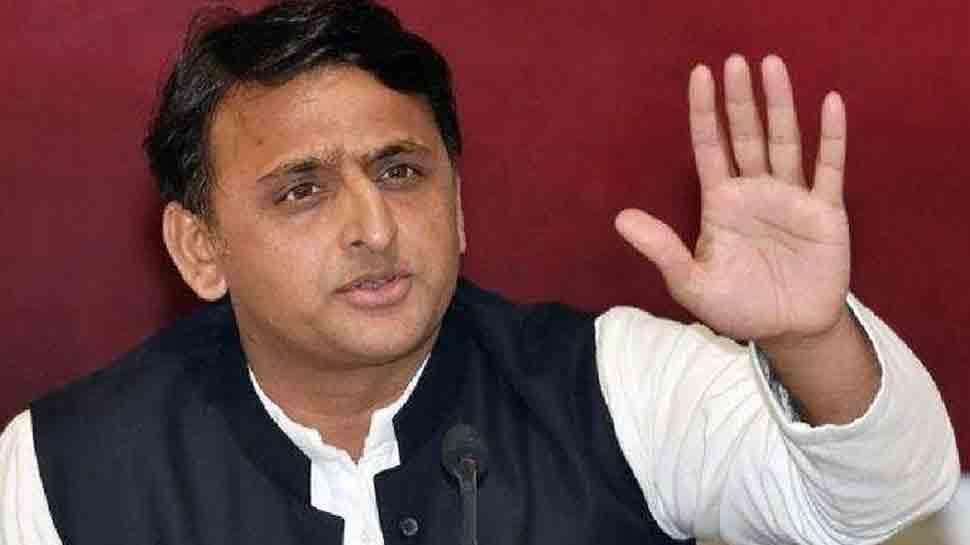 Congress part of SP-BSP mahagathbandhan, they will contest on 2 seats in Uttar Pradesh: Akhilesh Yadav