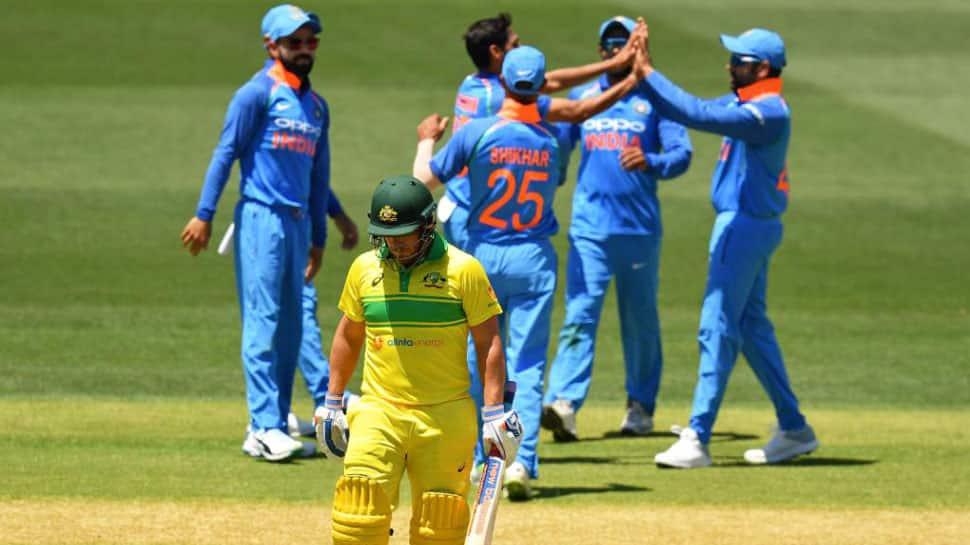 India vs Australia, 2nd ODI: How the action unfolded