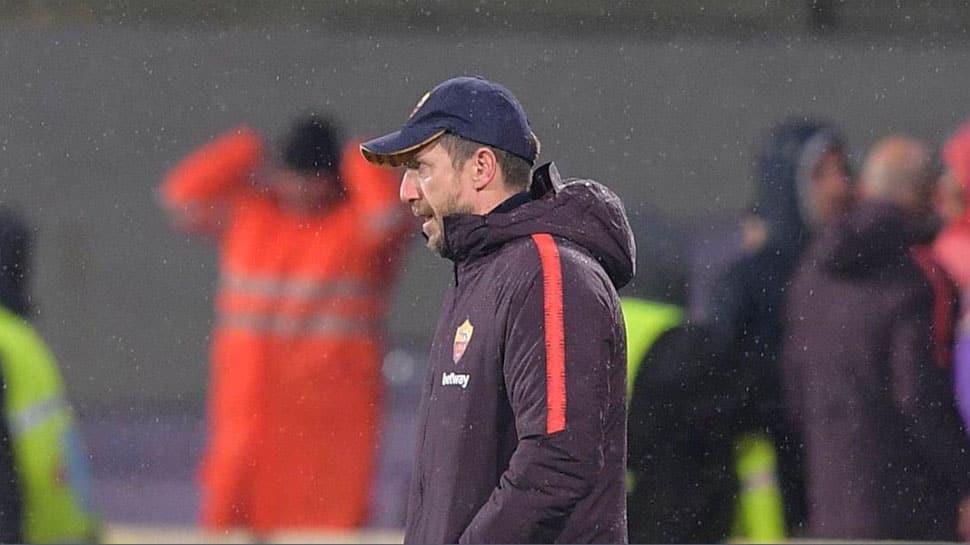 It's about AS Roma, not me: Coach Eusebio Di Francesco