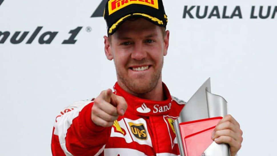 Sebastian Vettel's 5th season with Ferrari draws comparisons to Michael Schumacher