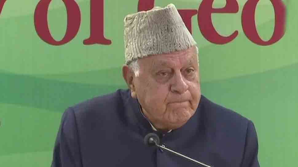 Farooq Abdullah demands evidence on IAF airstrikes on JeM camp, says 'Where's the proof?'