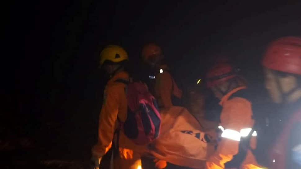 Death toll in Indonesia gold mine collapse reaches 16