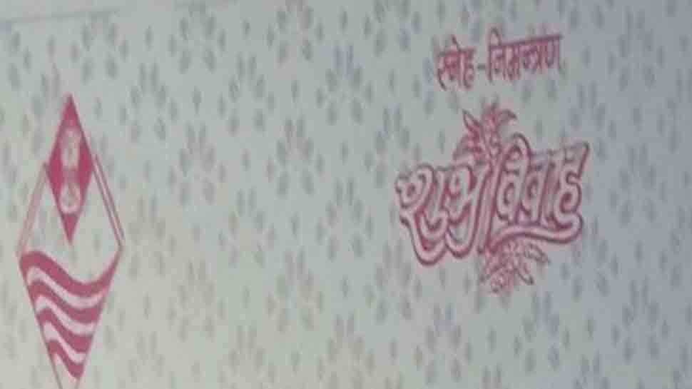 Rajasthan groom's father asks guests to vote for PM Narendra Modi in Lok Sabha polls as wedding gift