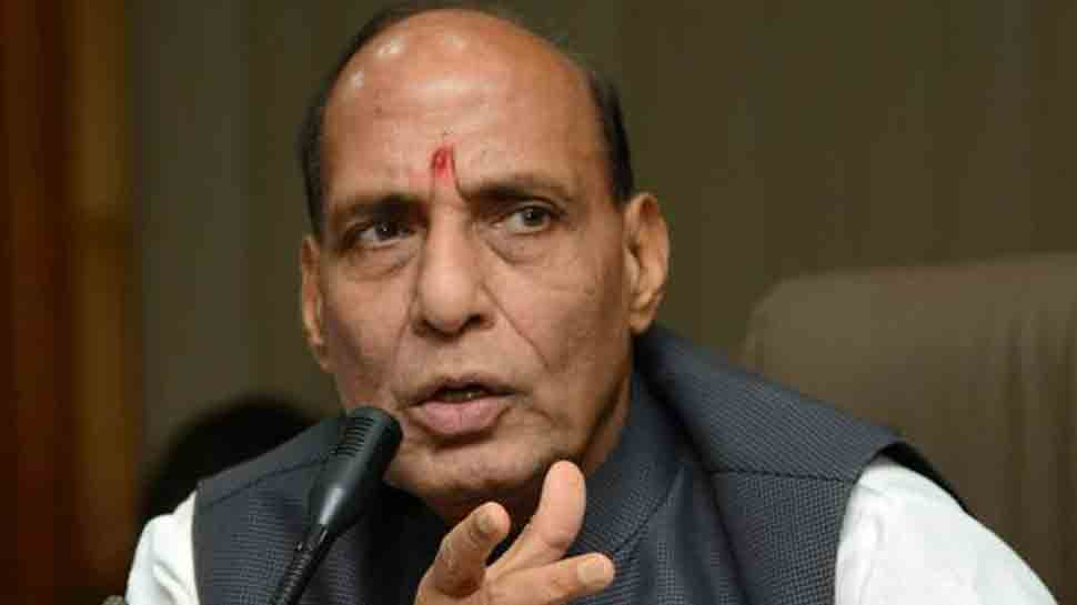 Was it the duty of IAF pilots to land and count casualties, asks Rajnath Singh