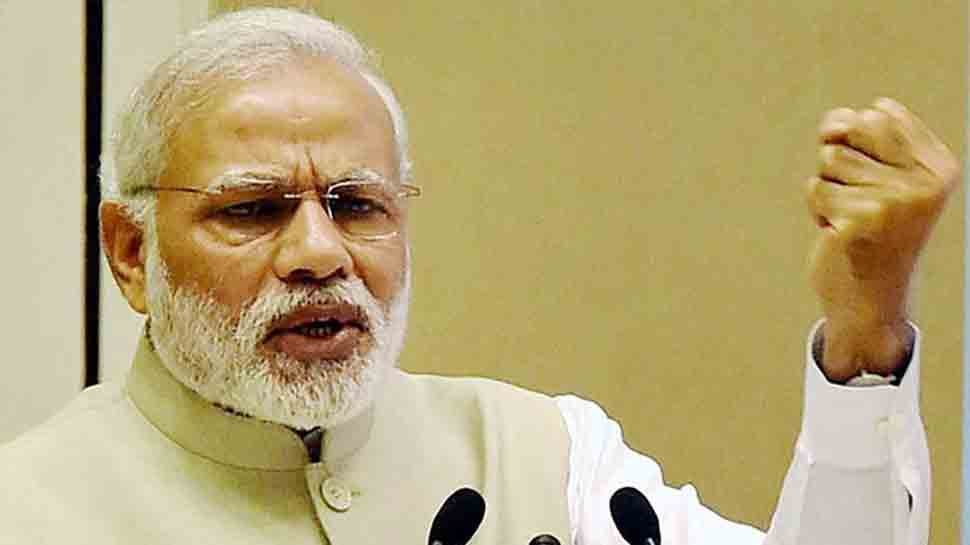 Congress repeatedly 'abused' Article 356, says PM Narendra Modi