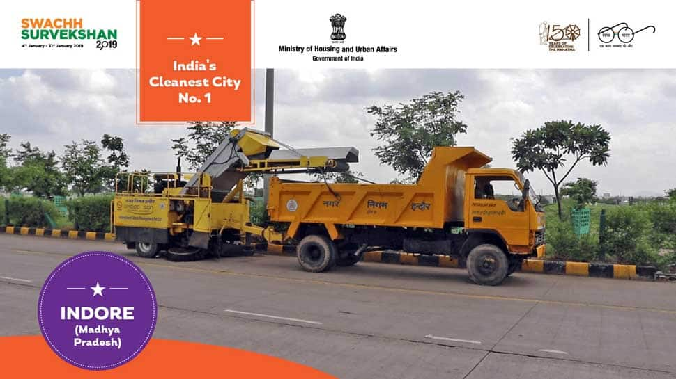 Swachh Survekshan 2019 winners full list: Indore wins cleanest city award for third time in a row