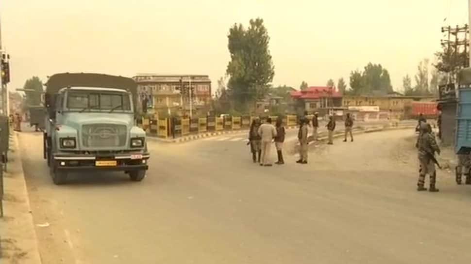 Handwara encounter: Terrorist killed, search operations underway