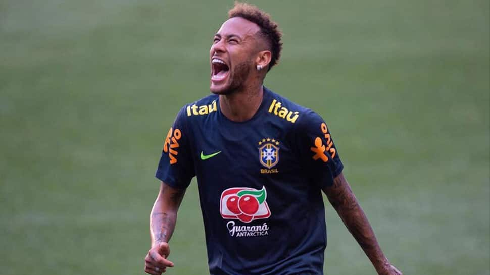 Neymar lashes out at VAR after PSG's Champions League loss