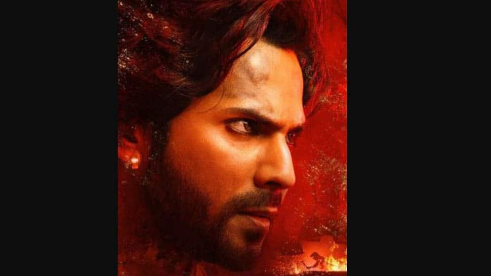 Kalank first look: Kohl-eyed Varun Dhawan as Zafar looks fearless in the poster