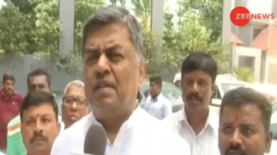 Congress leader BK Hariprasad alleges Pulwama attack a 'match-fixing' between PM Modi and Pakistan, stokes row
