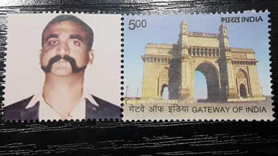 Man gets personalised postal stamp with Wing Commander Abhinandan Varthaman's image