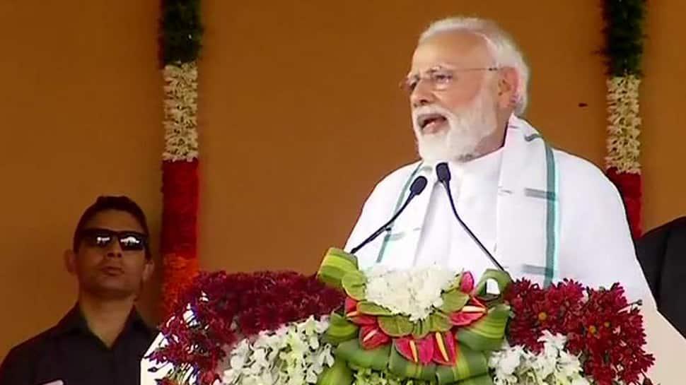 PM Narendra Modi inaugurates Maharashtra's second Metro Rail in Nagpur