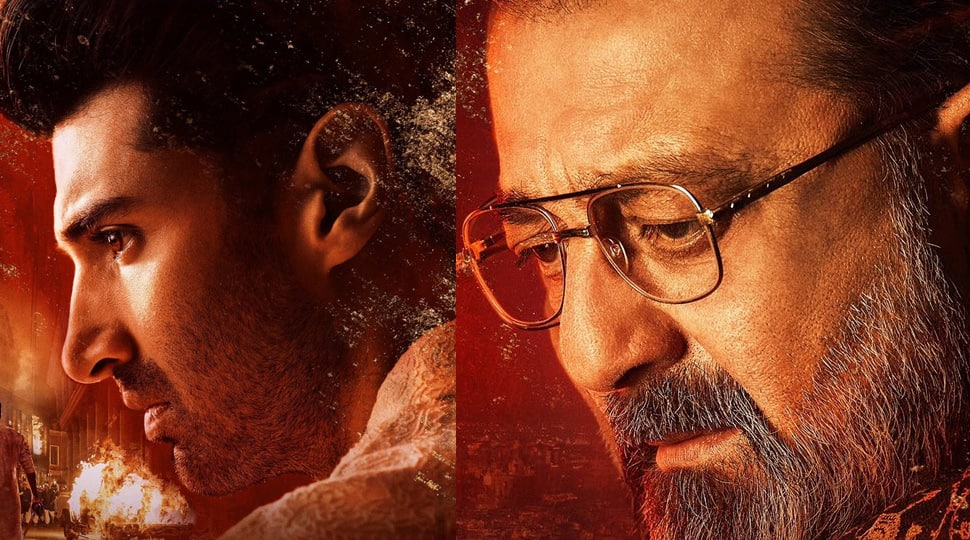 Kalank: These posters featuring Sanjay Dutt and Aditya Roy Kapoor will make you excited for the release!