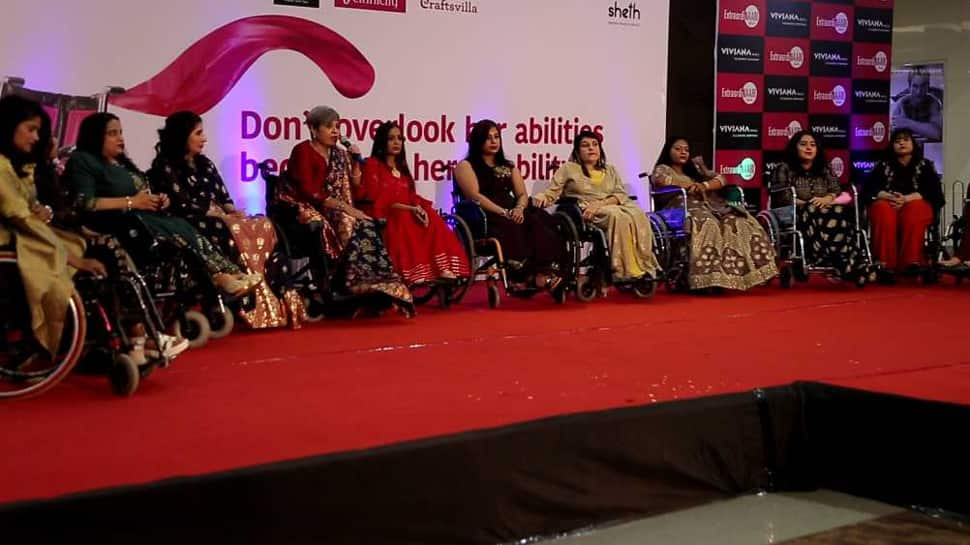 Viviana Mall's 'ExtraordiNAARI' celebrates the very abled superwomen on wheelchair who are #Justlikeus