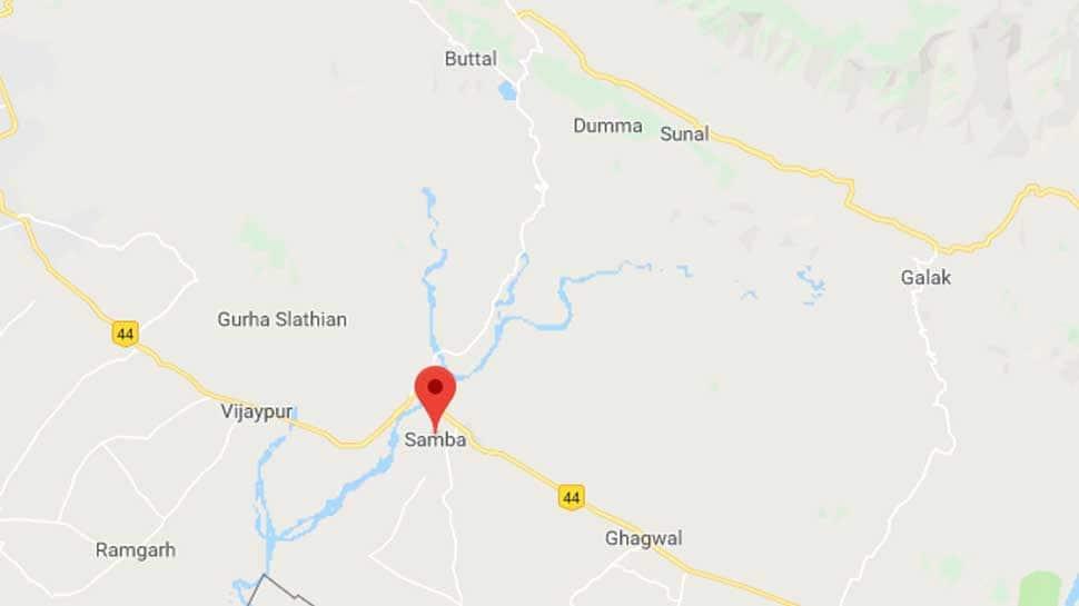 Pakistan national intrudes into Jammu and Kashmir's Samba district
