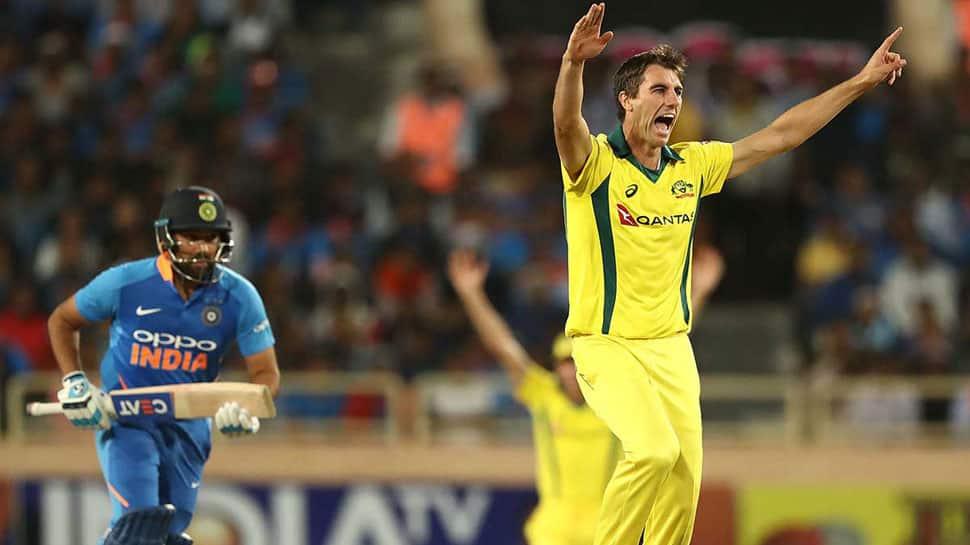 Virat Kohli's 41st ton in vain as India lose 3rd ODI against Australia by 32 runs