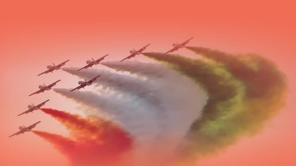 IAF tweets poem 'Hadd Sarhad Ki', refers to cross-border anti-terror strike