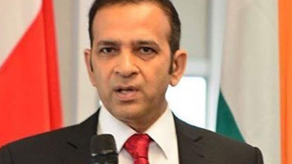 Indian envoy to Pakistan Ajay Bisaria to return to Islamabad today