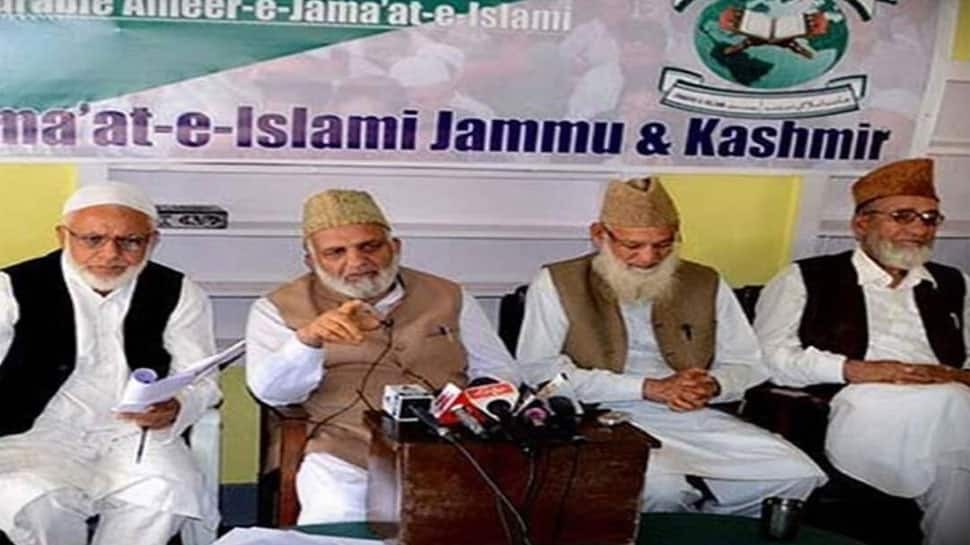 Strong links between Jamaat-e-Islami and Pakistan's ISI: Govt officials